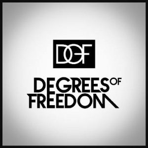 Degrees Of Freedom Band Logo